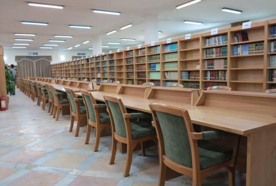 افتتاحیه کتابخانه آیت الله گلپایگانی